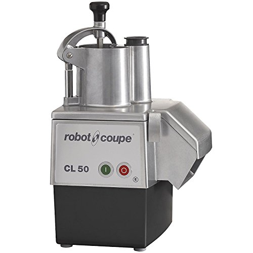 Continuous Feed Food Processor - Robot Coupe (CL50) Continuous Feed Food Processor (1 1/2-HP, 120v/60/1-ph)