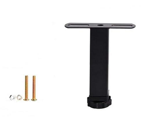 Amazon.com: Zoele - Patas ajustables de metal para patas de ...