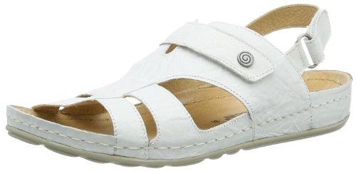 DR.BRINKMANN Ballerinas, Womens Sandalen, Ballerinas, DR.BRINKMANN weiss, 710633-3 B00GH7PHDA Shoes 166d84