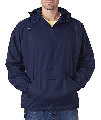 Zip Pullover Jacket - 4
