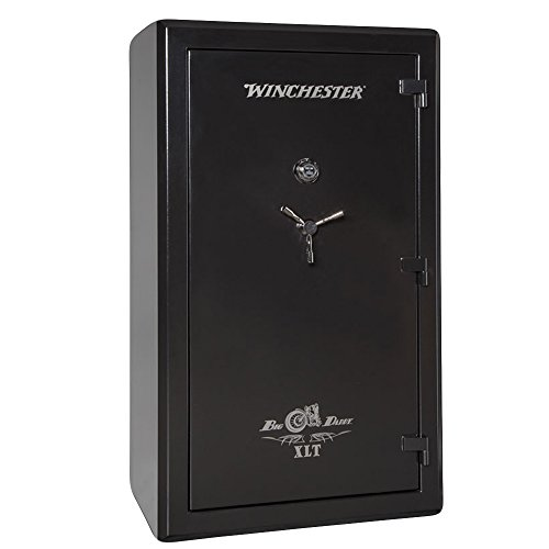 Winchester Safe Big Daddy XLT - Black with Dial Lock