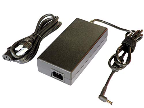 iTEKIRO 230W AC Adapter for Gigabyte Aero 15-X9 15-X9-9RT4K5MP 15-X9-RT5P 15-Y9 15-Y9-9RT4K6MP; MSI GS75 GS65 Stealth, P65 Creator; CyberPowerPC Tracer III 15R 15Z 17S; Asus GL502VS-DS71 (5.5 mm Tip)
