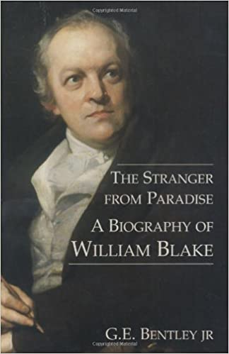 William blake biography in short
