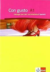 Con gusto / Lösungsheft zum Lehr- und Arbeitsbuch - A1