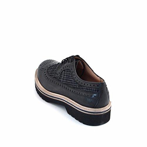 Soldini - Zapatos de cordones para hombre negro negro negro Size: 44 vpIVE3RZzT