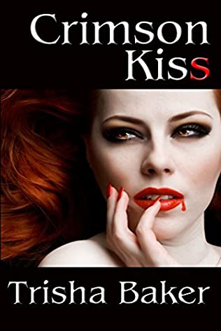 book cover of Crimson Kiss