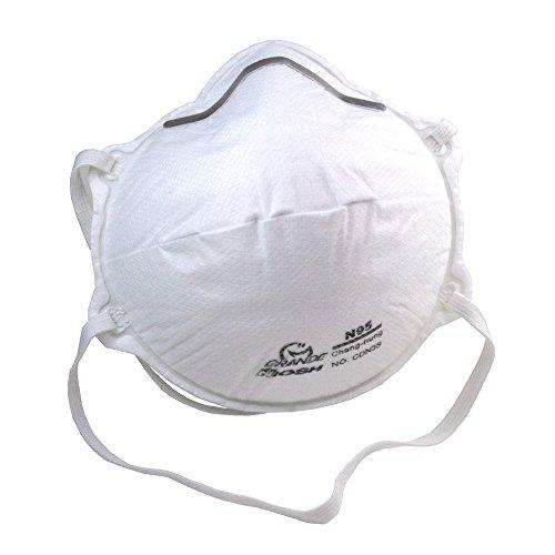 Flents Maxi-Mask Particulate Respirators, Ultra 95 (2)