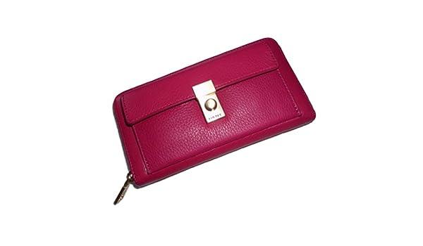 DKNY Donna Karan cartera de mujer de piel con forma de ...