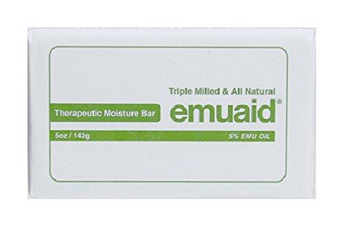 EMUAID Therapeutic Moisture Bar, 5 Ounce