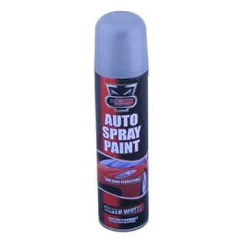 Pinta Auto 300 ml Spray plata para ruedas