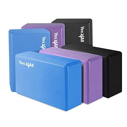 Yes4All Eco Friendly Yoga Foam Blocks 9