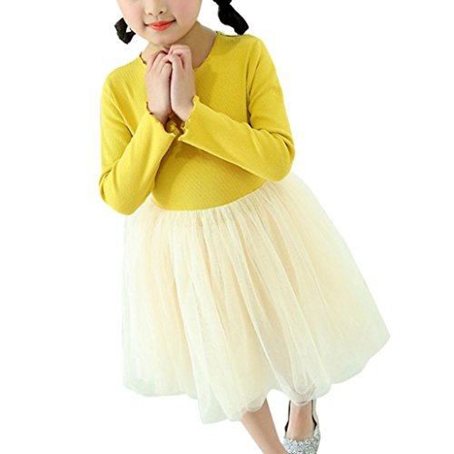 5t yellow dress - 2