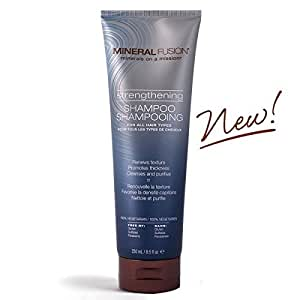 Strengthening Shampoo Mineral Fusion 8.5 oz Liquid