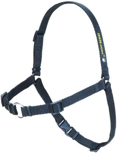 SENSE-ation No-Pull Dog Harness - Black XSmall by Softouch ...