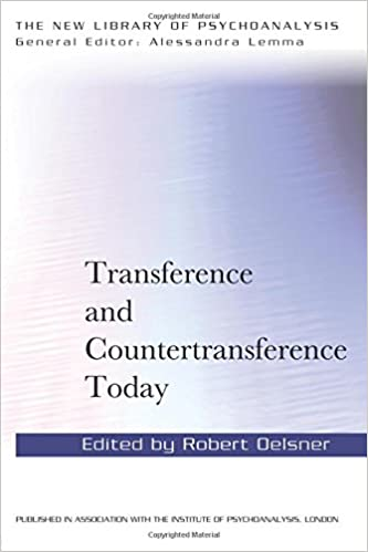 Transference And Countertransference Today New Library Of