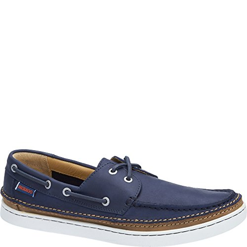 RYDE TWO EYE Navy - Chaussure bateau homme NAVY 40