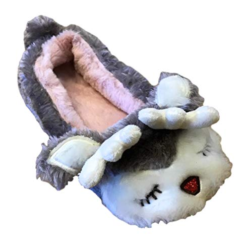 Reindeer femme Chaussons City Outlet Fluffy fwqq5IPEn