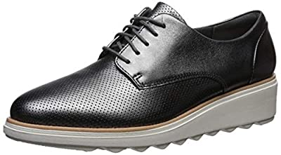 CLARKS Women's Sharon Crystal Oxford