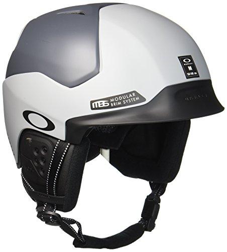 Oakley Mod5 Snow Helmet, Matte Grey, - Goggles Green Oakley