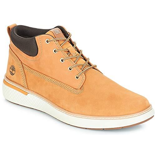Timberland Marque Croix Pt Chka Nvy Halbschuh Dans Plus De Tailles Noir Tb0a1z8b0191 Grandes Chaussures Pour Hommes Beige