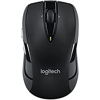 Logitech Cordless Click! Plus Optical Mouse Vista