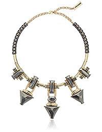Steve Madden Spike Statement Collar Necklace