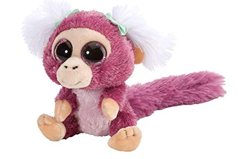 Wild Republic Monkey Plush, Stuffed Animal, Plush Toy, Marmoset, L'Il Sweet & Sassy, 5 inches