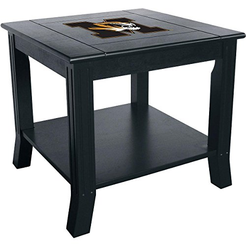 IMPERIAL INTERNATIONAL MISSOURI TIGERS SIDE TABLE by Imperial