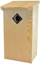 Backyard Boys Woodworking BBW80 Downy Woodpecker Nest Box