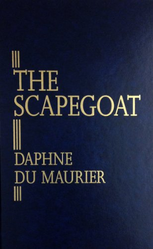 book cover of The Scapegoat