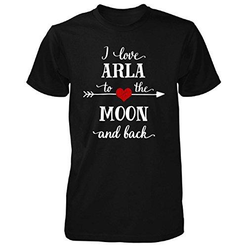 i-love-arla-to-the-moon-and-backgift-for-boyfriend-unisex-tshirt-black-l