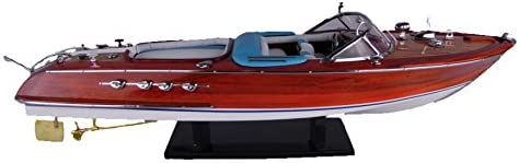 osters muschel-sammler-shop Modellschiff/Modellbootnachbau/Speedboot/ital. Sportboot Ausführung