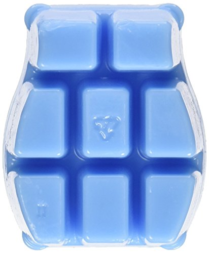 Scentsy, Clean Breeze, Wickless Candle Tart Warmer Wax 3.2 Fl Oz, 8 - Clean Candle Wax