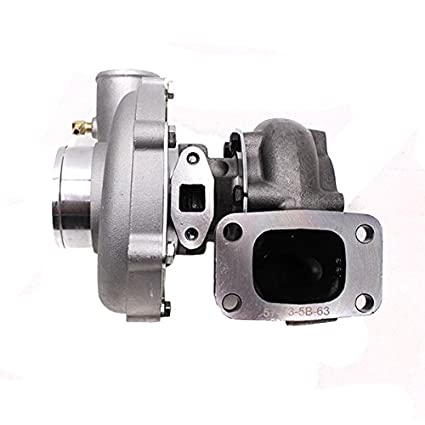 Rev9 TX-50E-57 Turbo Charger 63 A/R (5 Bolt Exhaust