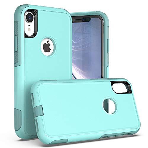 Krichit Pioneer Series Case for iPhone XR Pioneer Case Heavy Duty Case iPhone XR Cases (Pioneer Black)