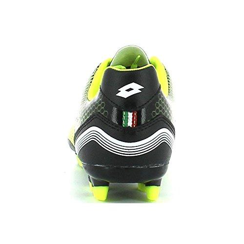 Lotto Spider 700 Xiii Fgt, Botas de Fútbol para Hombre Amarillo / Negro (Ylw Saf / Blk)