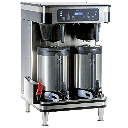 Bunn 51200.0101 ICB Infusion Twin Automatic Coffee Brewer 120/240V, 6000W