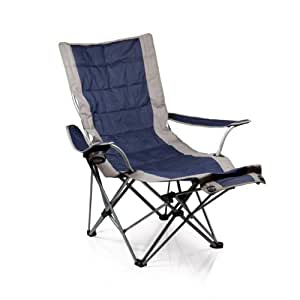 Amazon Com Picnic Time Portable Lounger Reclining Chair