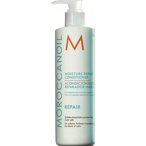 Moroccanoil Argan Oil Formula Color Safe Moisture Repair Conditioner for Weakened and Damaged Hair Type 500 Ml /16.9 Oz by...