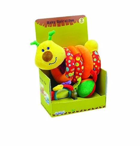 Toy Planet - Espiral gusanito para bebé, talla pequeña ...