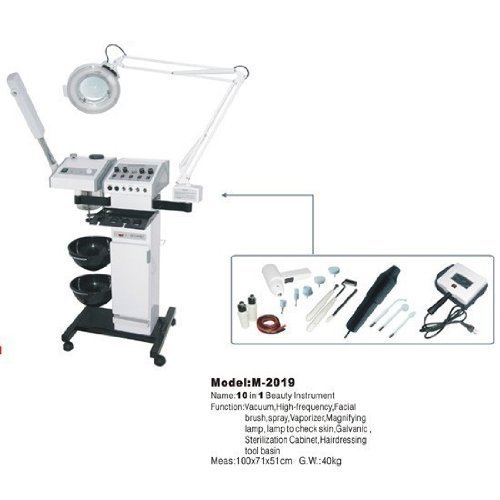 Thing need consider when find facial machine professional 10 in 1?
