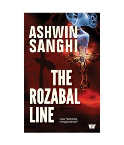 """""""Rozabal Line, the"""" av Ashwin Sanghi"""