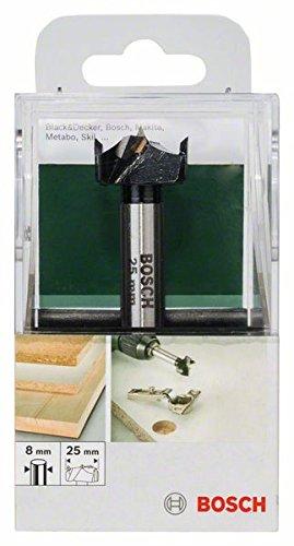 Bosch 2609255278 Mèche à façonner en carbure de tungstène 15 mm