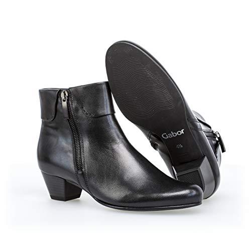 Noires Noir Gabor Bottines élégantes Noir gwHwUnaqEx