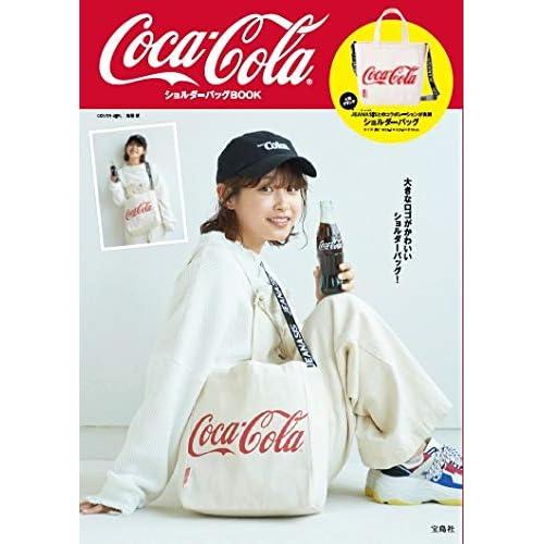 Coca-Cola ショルダーバッグ BOOK 画像