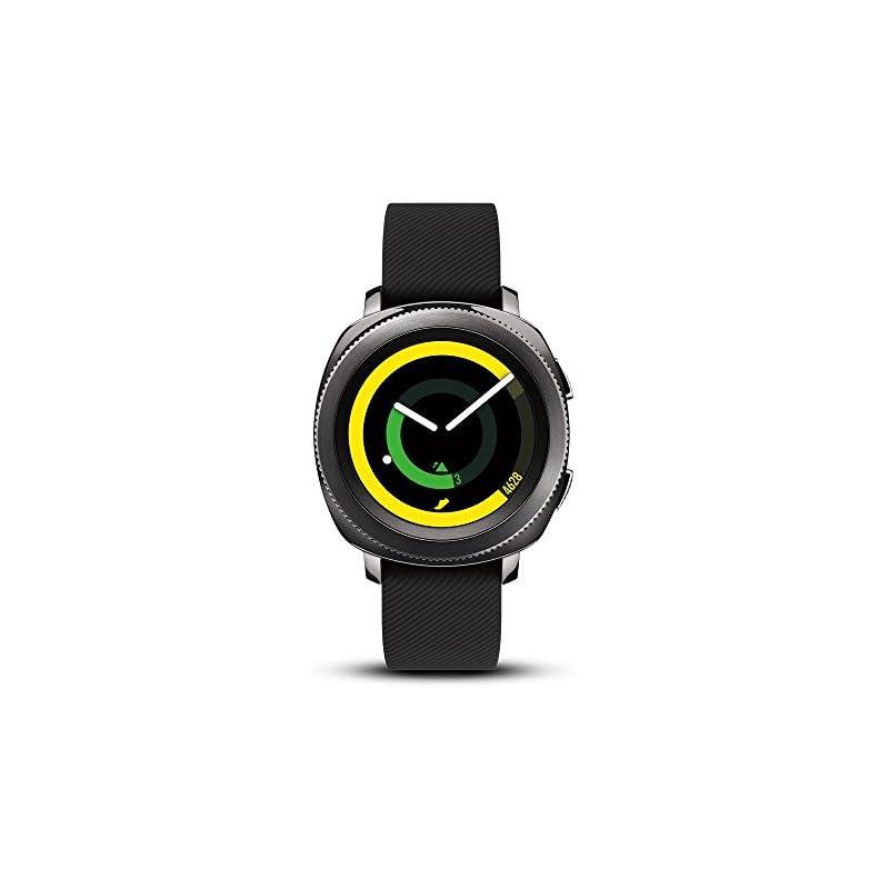 Samsung Gear Sport Smartwatch Bundle, Bl