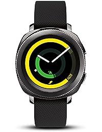 Gear Sport Smartwatch Bundle, Black (SM-R600NZKAXAR) (Certified Refurbished)