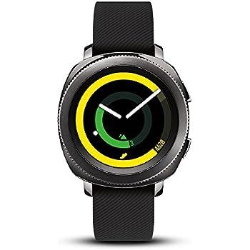 Amazon.com: Samsung Gear Sport Smartwatch, Black (SM ...