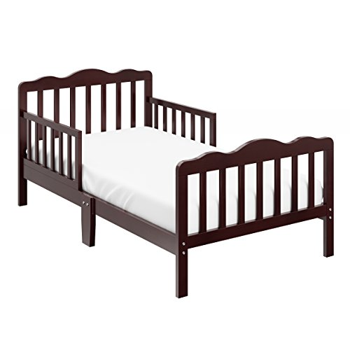 toddler bed in espresso - 9