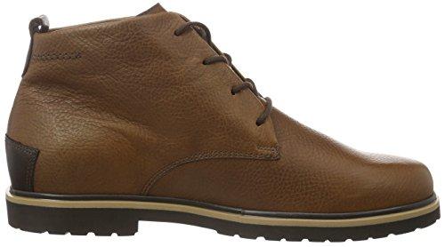 Ganter Giacomo W, Weite G, Zapatillas de Estar por Casa para Hombre Marrón - Braun (nuss / espresso 2420)